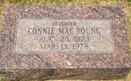YOUNG, CONNIE MAE - Craighead County, Arkansas | CONNIE MAE YOUNG - Arkansas Gravestone Photos