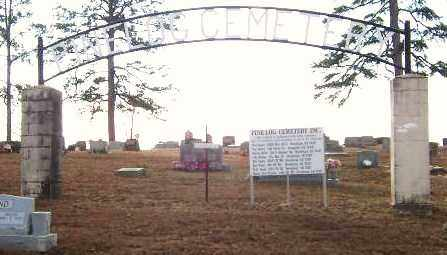*PINE LOG CEMETERY OVERVIEW,  - Craighead County, Arkansas |  *PINE LOG CEMETERY OVERVIEW - Arkansas Gravestone Photos