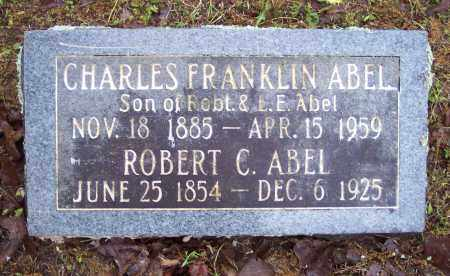 ABEL, ROBERT C - Crawford County, Arkansas | ROBERT C ABEL - Arkansas Gravestone Photos