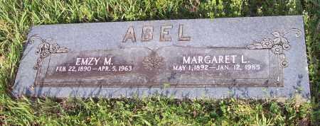 ABEL, MARGARET L - Crawford County, Arkansas | MARGARET L ABEL - Arkansas Gravestone Photos
