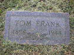 ALEXANDER, TOM FRANK - Crawford County, Arkansas | TOM FRANK ALEXANDER - Arkansas Gravestone Photos