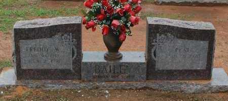 BAILEY, PEARL - Crawford County, Arkansas | PEARL BAILEY - Arkansas Gravestone Photos