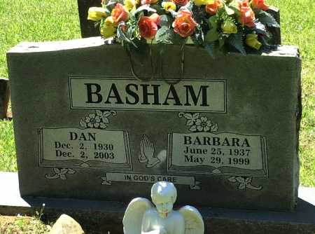 BASHAM, BARBARA - Crawford County, Arkansas | BARBARA BASHAM - Arkansas Gravestone Photos