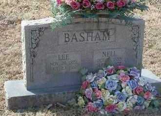 BASHAM, NELL - Crawford County, Arkansas | NELL BASHAM - Arkansas Gravestone Photos