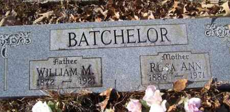 ANDERSON BATCHELOR, ROSA ANN - Crawford County, Arkansas | ROSA ANN ANDERSON BATCHELOR - Arkansas Gravestone Photos