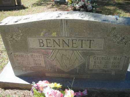 GREGORY BENNETT, GEORGIA MAE - Crawford County, Arkansas   GEORGIA MAE GREGORY BENNETT - Arkansas Gravestone Photos