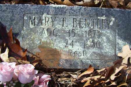 HOWELL BENTLEY, MARY F - Crawford County, Arkansas | MARY F HOWELL BENTLEY - Arkansas Gravestone Photos