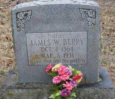 BERRY, JAMES W - Crawford County, Arkansas | JAMES W BERRY - Arkansas Gravestone Photos