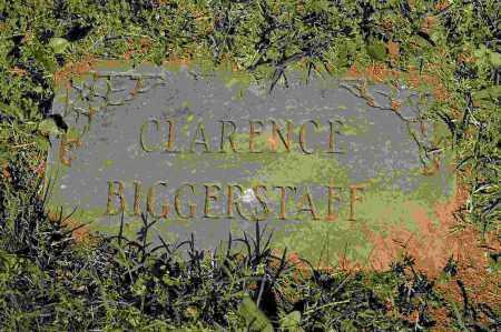 BIGGERSTAFF, CLARENCE - Crawford County, Arkansas | CLARENCE BIGGERSTAFF - Arkansas Gravestone Photos