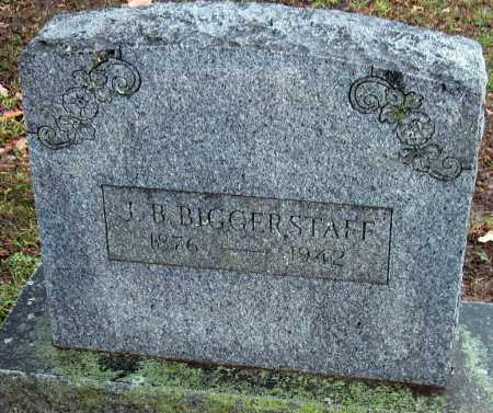 BIGGERSTAFF, J. B. - Crawford County, Arkansas   J. B. BIGGERSTAFF - Arkansas Gravestone Photos