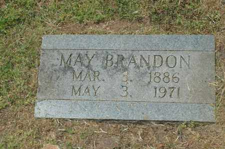 BRANDON, MAY - Crawford County, Arkansas | MAY BRANDON - Arkansas Gravestone Photos