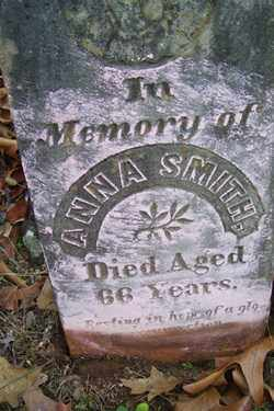 SMITH BRANSON, ANNA - Crawford County, Arkansas | ANNA SMITH BRANSON - Arkansas Gravestone Photos