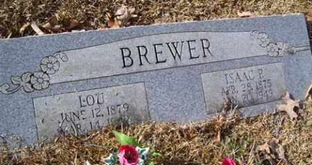 BREWER, LOU LAVERNE - Crawford County, Arkansas | LOU LAVERNE BREWER - Arkansas Gravestone Photos