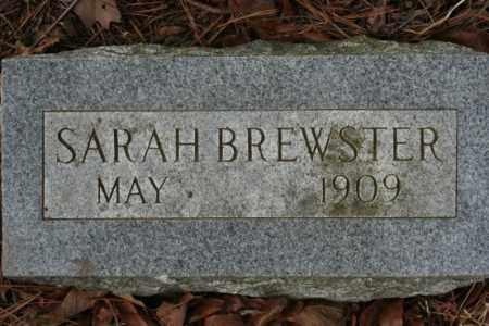 BREWSTER, SARAH - Crawford County, Arkansas | SARAH BREWSTER - Arkansas Gravestone Photos