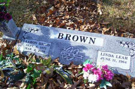 BROWN, AARON DAVID - Crawford County, Arkansas | AARON DAVID BROWN - Arkansas Gravestone Photos