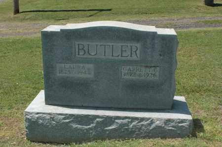 BUTLER, GARRETT G - Crawford County, Arkansas | GARRETT G BUTLER - Arkansas Gravestone Photos