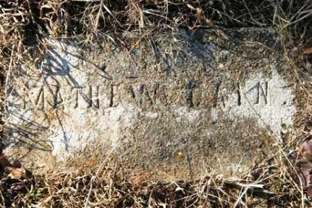 CAIN, MATHEAN - Crawford County, Arkansas | MATHEAN CAIN - Arkansas Gravestone Photos