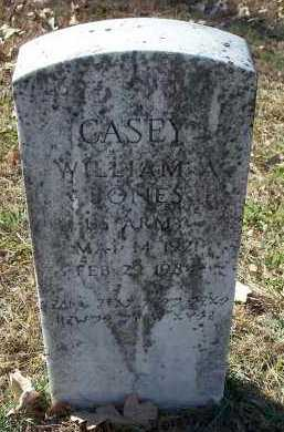 CASEY (VETERAN), WILLIAM A. JONES - Crawford County, Arkansas | WILLIAM A. JONES CASEY (VETERAN) - Arkansas Gravestone Photos