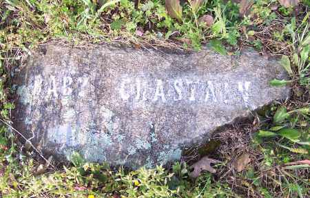 CHASTAIN, BABY - Crawford County, Arkansas | BABY CHASTAIN - Arkansas Gravestone Photos
