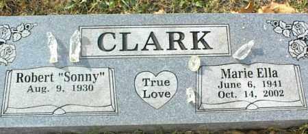 CLARK, MARIE ELLA - Crawford County, Arkansas   MARIE ELLA CLARK - Arkansas Gravestone Photos