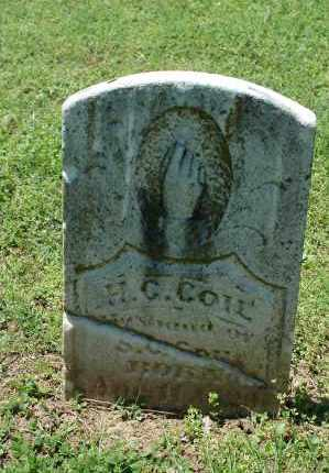 COIL, H C - Crawford County, Arkansas | H C COIL - Arkansas Gravestone Photos
