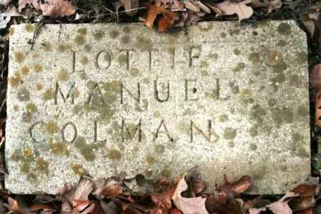 COLEMAN, LOTTIE MANUEL - Crawford County, Arkansas   LOTTIE MANUEL COLEMAN - Arkansas Gravestone Photos