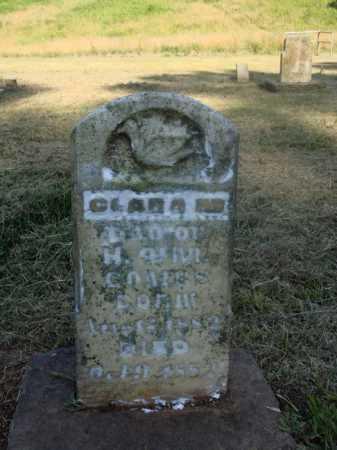 COMBS, CLARA - Crawford County, Arkansas | CLARA COMBS - Arkansas Gravestone Photos