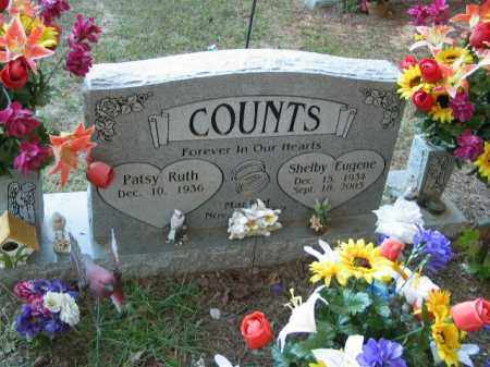 COUNTS, SHELBY EUGENE - Crawford County, Arkansas | SHELBY EUGENE COUNTS - Arkansas Gravestone Photos