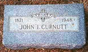 CURNUTT, JOHN I - Crawford County, Arkansas | JOHN I CURNUTT - Arkansas Gravestone Photos