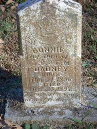 DABNEY, BONNIE - Crawford County, Arkansas | BONNIE DABNEY - Arkansas Gravestone Photos