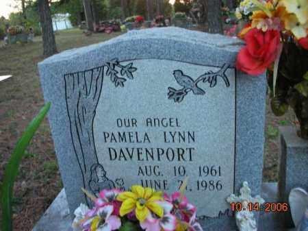 DAVENPORT, PAMELA LYNN - Crawford County, Arkansas | PAMELA LYNN DAVENPORT - Arkansas Gravestone Photos