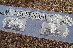 DEFFENBAUGH, IDA - Crawford County, Arkansas | IDA DEFFENBAUGH - Arkansas Gravestone Photos