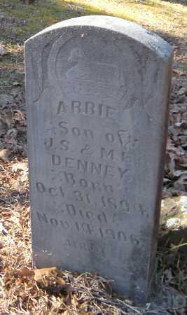 DENNEY, ARRIE - Crawford County, Arkansas | ARRIE DENNEY - Arkansas Gravestone Photos