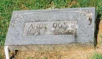 "DOSS, ANDREW ""ANDY"" J - Crawford County, Arkansas 