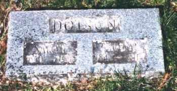 CRADDUCK DOTSON, SARAH ELIZABETH EMILY - Crawford County, Arkansas | SARAH ELIZABETH EMILY CRADDUCK DOTSON - Arkansas Gravestone Photos