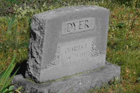 DYER, CHARLES E - Crawford County, Arkansas   CHARLES E DYER - Arkansas Gravestone Photos