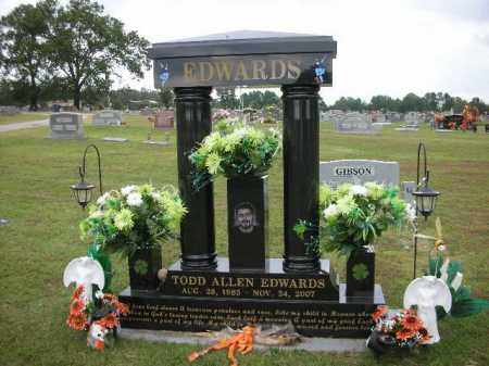 EDWARDS, TODD ALLEN - Crawford County, Arkansas | TODD ALLEN EDWARDS - Arkansas Gravestone Photos