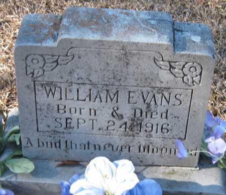 EVANS, WILLIAM - Crawford County, Arkansas   WILLIAM EVANS - Arkansas Gravestone Photos