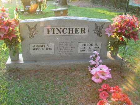 FINCHER, CHLOE H - Crawford County, Arkansas | CHLOE H FINCHER - Arkansas Gravestone Photos