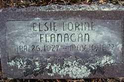 FLANAGAN, ELSIE LORINE - Crawford County, Arkansas | ELSIE LORINE FLANAGAN - Arkansas Gravestone Photos