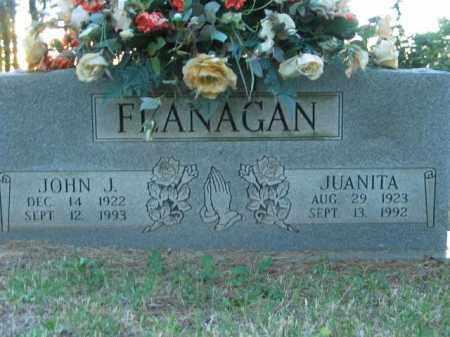 FLANAGAN, JUANITA - Crawford County, Arkansas | JUANITA FLANAGAN - Arkansas Gravestone Photos