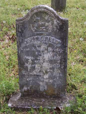 FRELY, JOHN - Crawford County, Arkansas | JOHN FRELY - Arkansas Gravestone Photos