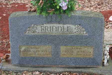 FRIDDLE, JAMES HENRY - Crawford County, Arkansas | JAMES HENRY FRIDDLE - Arkansas Gravestone Photos