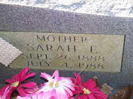 FRIDDLE, SARAH E. (CLOSEUP) - Crawford County, Arkansas | SARAH E. (CLOSEUP) FRIDDLE - Arkansas Gravestone Photos