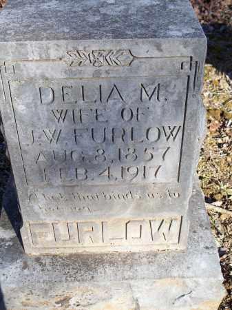 FURLOW, DELIA M - Crawford County, Arkansas | DELIA M FURLOW - Arkansas Gravestone Photos