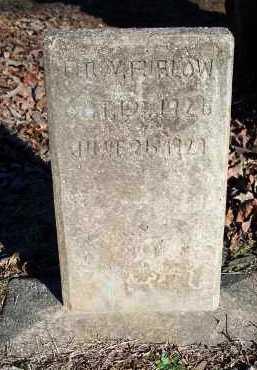 FURLOW, LEROY - Crawford County, Arkansas   LEROY FURLOW - Arkansas Gravestone Photos