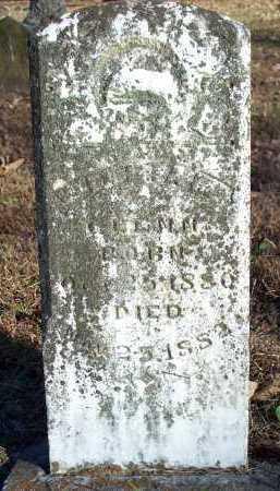 GLENN, WILLIAM - Crawford County, Arkansas   WILLIAM GLENN - Arkansas Gravestone Photos