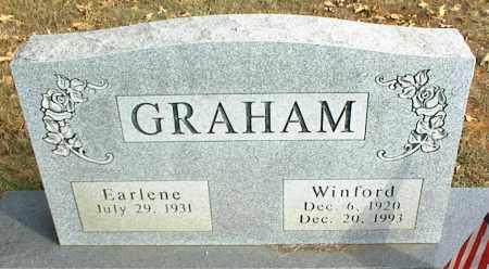 GRAHAM, WINFORD - Crawford County, Arkansas   WINFORD GRAHAM - Arkansas Gravestone Photos