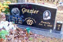 GRAZIER, RICK, SR - Crawford County, Arkansas   RICK, SR GRAZIER - Arkansas Gravestone Photos