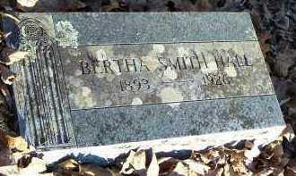 SMITH HALL, BERTHA - Crawford County, Arkansas | BERTHA SMITH HALL - Arkansas Gravestone Photos